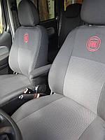 Чехлы в салон Фиат Добло - Чехлы для сидений Fiat Doblo 1+1 2000 - 2009 Оригинальные Premium