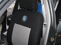 Чехлы в салон Джили GC6/МК2 - Чехлы для сидений Geely GC6/MK2 2014 - Оригинальные Premium
