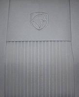 Чехлы в салон Саманд Люкс - Чехлы для сидений Iran Khodro Samand Lux 2002 - Оригинальные Premium