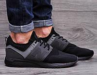 Мужские кроссовки в стиле New Balance 247 RevLite All Black