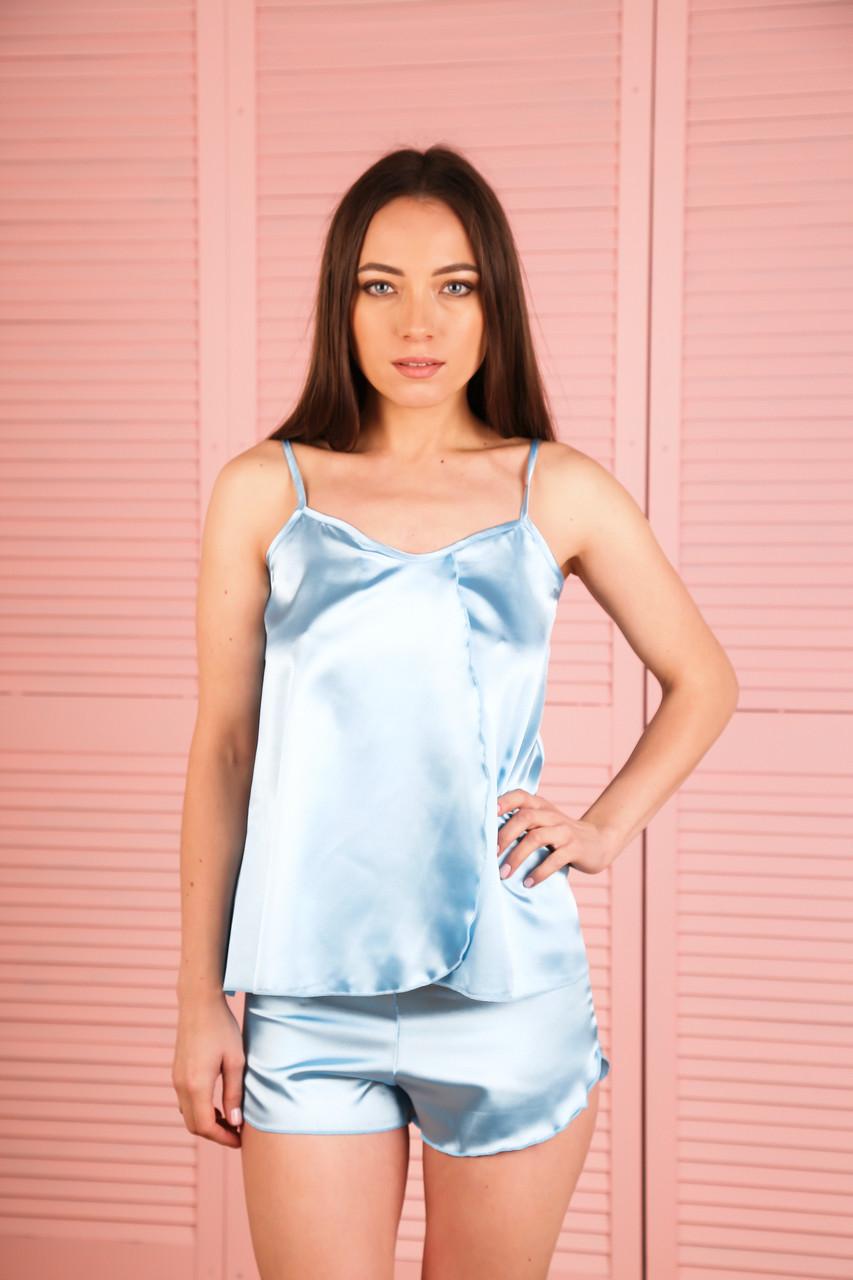 Комплект пижама атлас