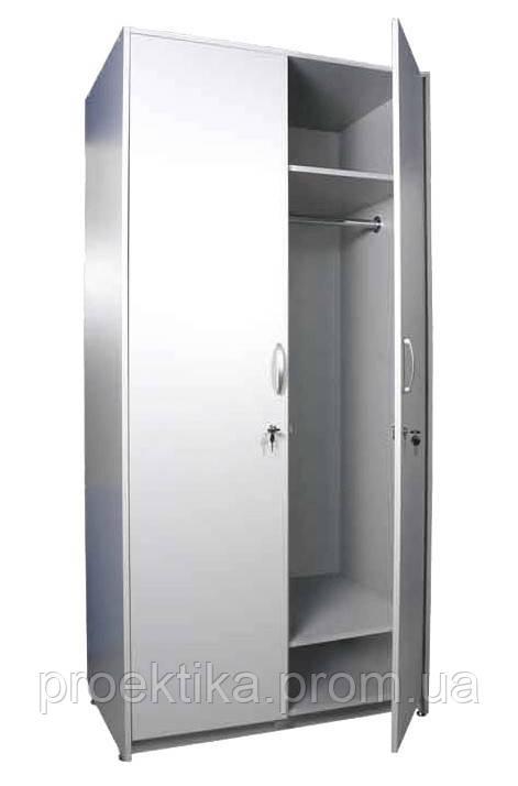 Шкаф (гардероб) для салона красоты и парикмахерской