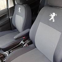 Чехлы в салон Пежо 301 - Чехлы для сидений Peugeot 301 2013 - Оригинальные Premium