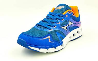 Кросівки Health синій-оранжевий 7888-BL