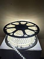 Светодиодная Лента 5730-72 220V 6Вт/м  IP67 Холодно-Белая IP67, фото 1