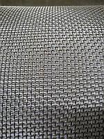 Сетка тканая из нержавеющей проволоки, Ячейка 2,0мм, Проволока 1,0мм,  Ширина 1м