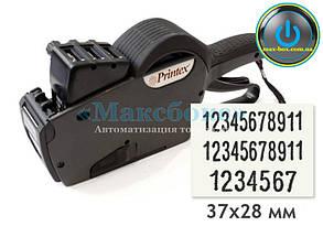 Этикет пистолет 3 строчный Printex Pro (37 x 28)