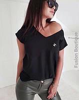 Женская летняя футболка , фото 1