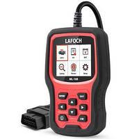 Диагностический автомобильный сканер LAFOCH ML-168 OBD2, инструмент для диагностики авто