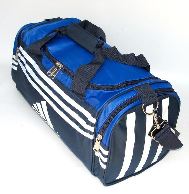 """Спортивная сумка """"Adidas 010 A"""" (45 см) (реплика)"""