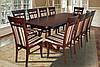 Стол обеденный раскладной Престиж белый Fusion Furniture , фото 3