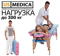 Складной массажный стол US MEDICA SUMO LINE PANDA