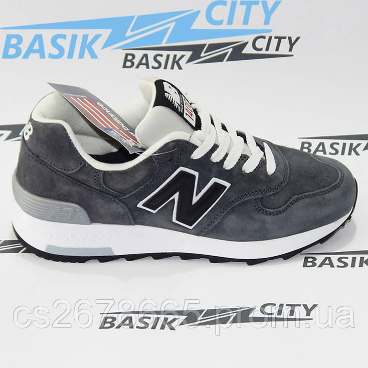 Мужские кроссовки New Balance 1400 серые