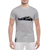 Яркие стильные футболки принт BMW, фото 1