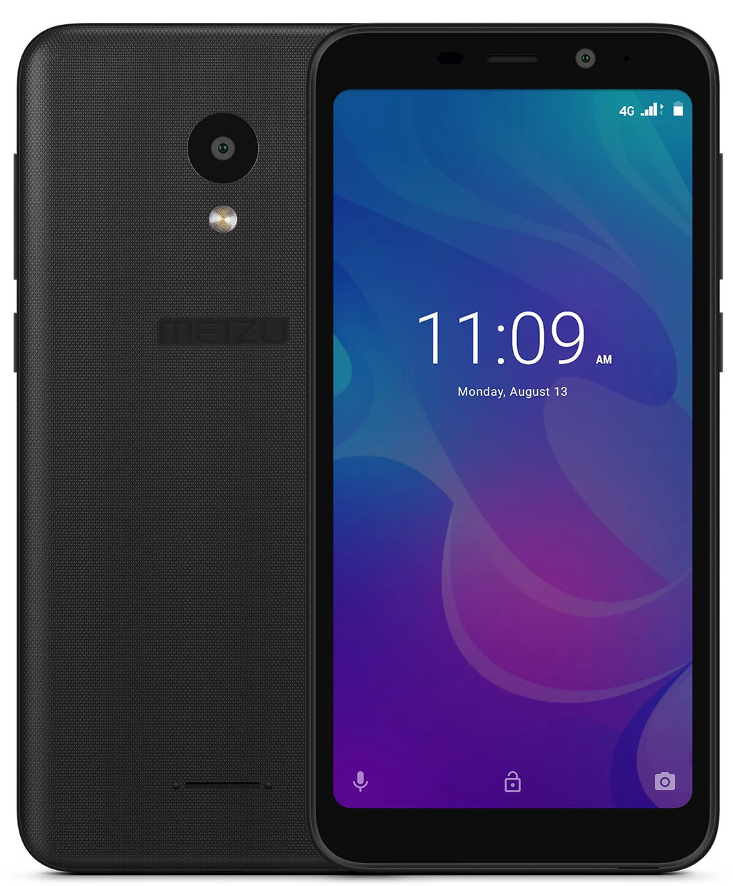 Сенсорный мобильный телефон Meizu M818H C9 2/16Gb LTE Dual Black EU