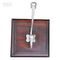 Індійський дерев'яний вішак, фото 1