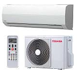 Кондиціонер Toshiba тошиба RAS-10SKHP-ES/RAS-10S2AH-ES, фото 2