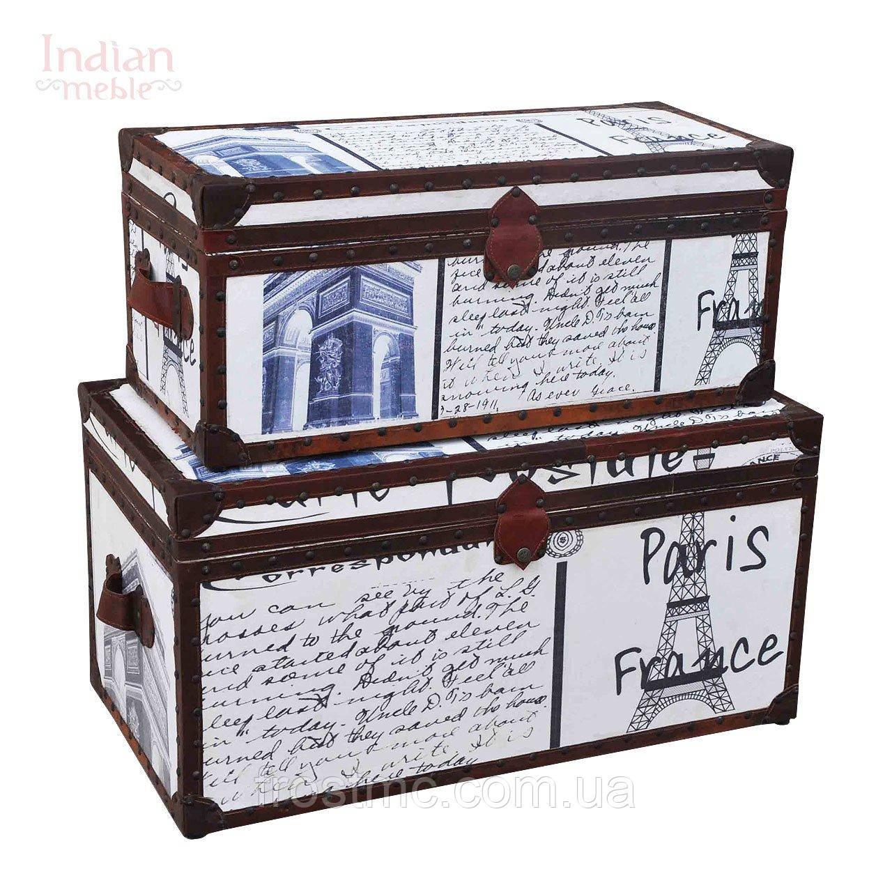 Індійські скрині/ящики