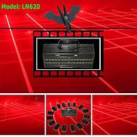 Лазер лучевой для лазерной сети LanLing  LN620-1 200mW, красный, 1 шт.
