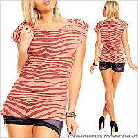Тигровая футболка