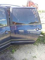 Дверь задняя левая Volkswagen Sharan (2000 - 2010 г.в.)