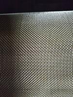 Сетка тканая латунная (полутомпаковая) ячейка 1,0мм, проволока 0,4мм, ширина 1,0 метр