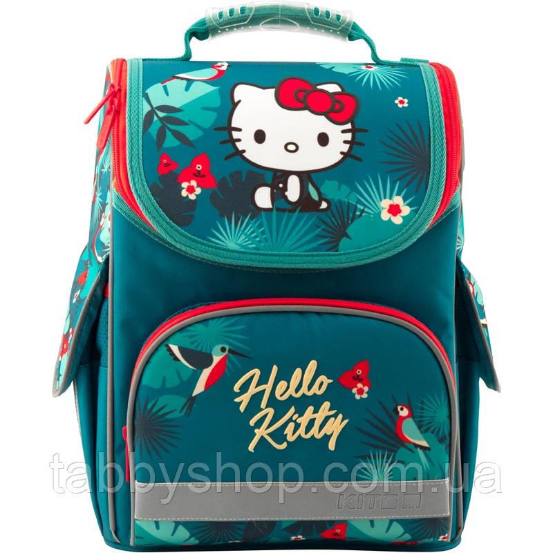 Ранец ортопедический каркасный KITE Education 501 Hello Kitty