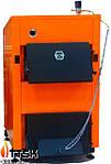 Твердотопливные котлы ДТМ ЭКо для обогрева помещений от 40 до 160м2