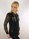 Женский прогулочный  костюм Philipp plein реплика, фото 7