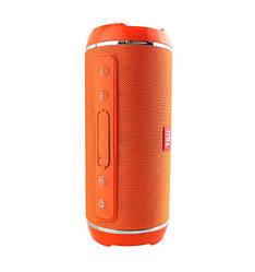 Портативная bluetooth колонка влагостойкая T&G 116 оранжевый