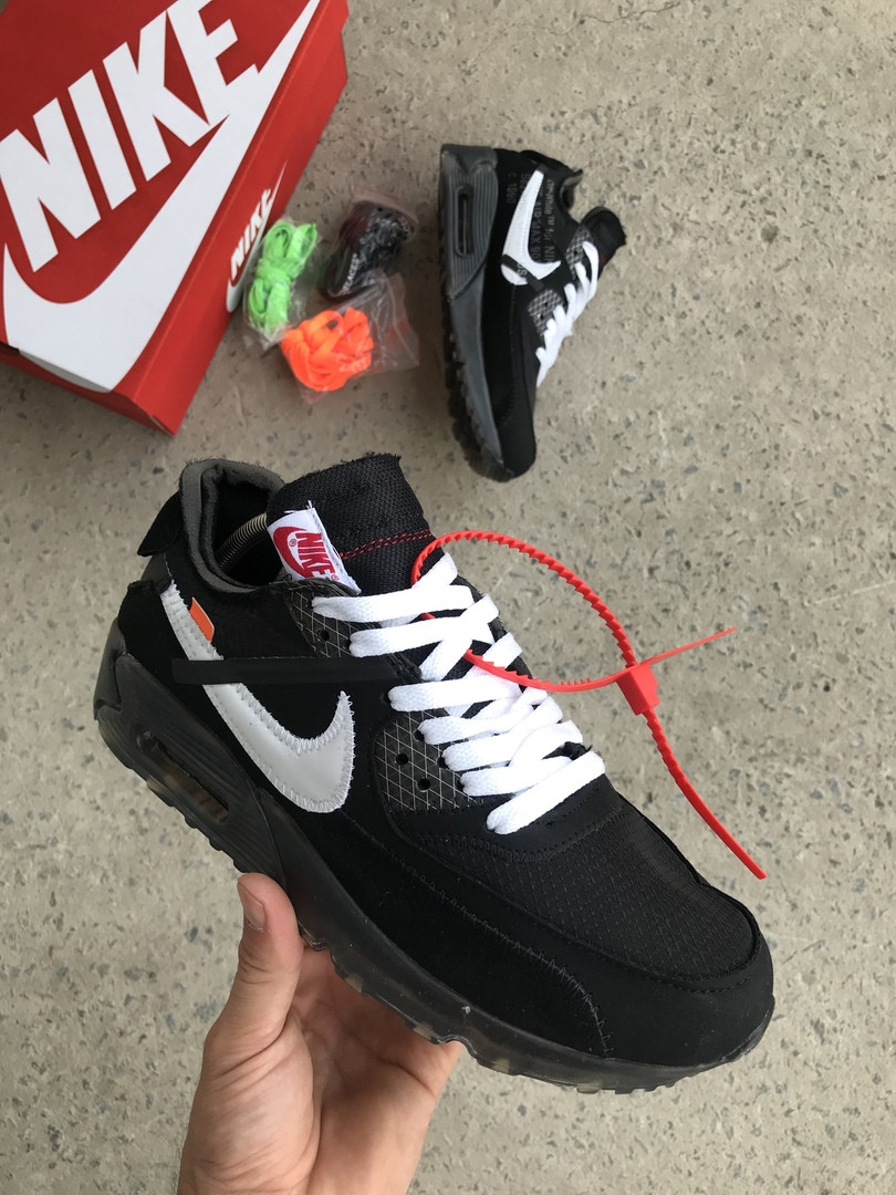 357aab5a Мужские кроссовки Nike Air Max 90 x Off White , цена 1 700 грн ...