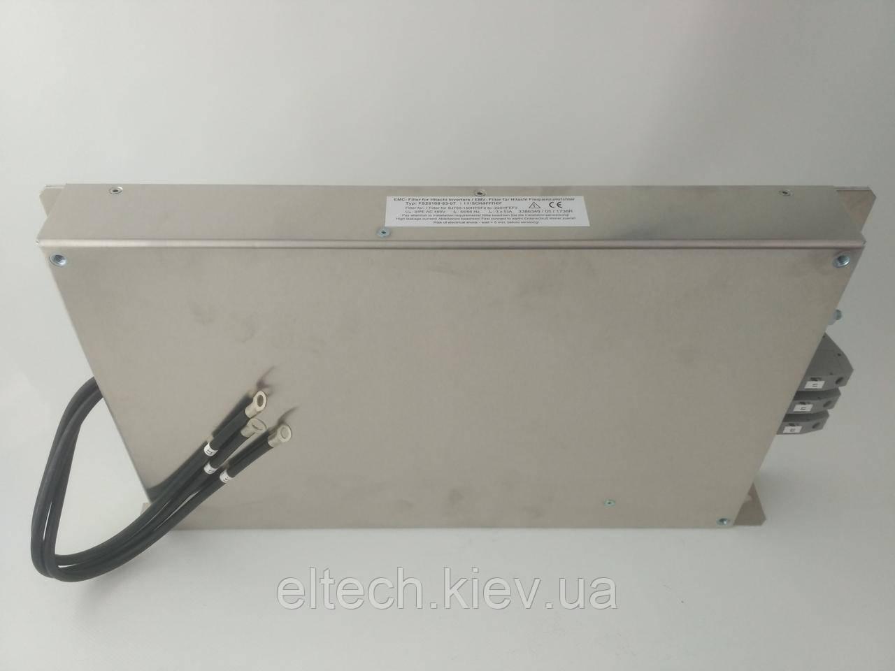 Фильтр сетевой FS25108-53-07 для SJ700B-(185,220,300)HFF