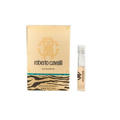ПРОБНИК жіночі парфуми ROBERTO CAVALLI Just Gold for Her 1,2 ml, солодкий квітковий східний аромат ОРИГІНАЛ
