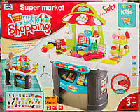 Игровой набор Супермаркет с Кассой  008-911