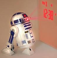 Будильник проекционный R2-D2 Звездные Войны, фото 1