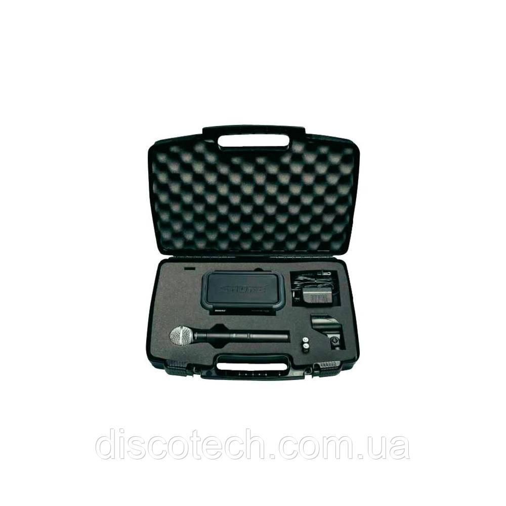 Радиомикрофон Shure PGX 24ESM-58