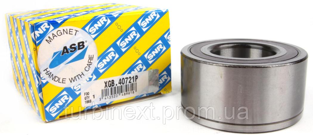 Підшипник маточини SNR XGB.40721P (передній) Fiat Doblo, Opel Combo 10- (+ABS)