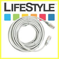 Кабель, патч-корд UTP (для интернета) LAN 10m