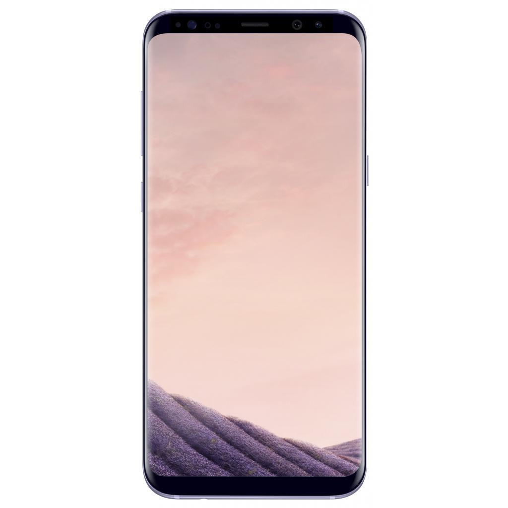 Мобильный телефон Samsung SM-G950FD/M64 (Galaxy S8) Orchid Gray (SM-G950FZVDSEK)