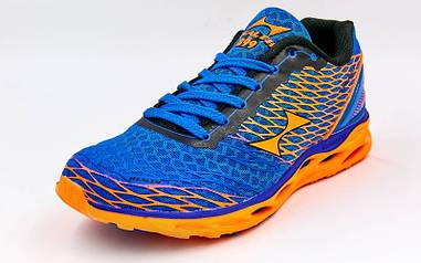 Кросівки Health синьо-помаранчевий 899-1