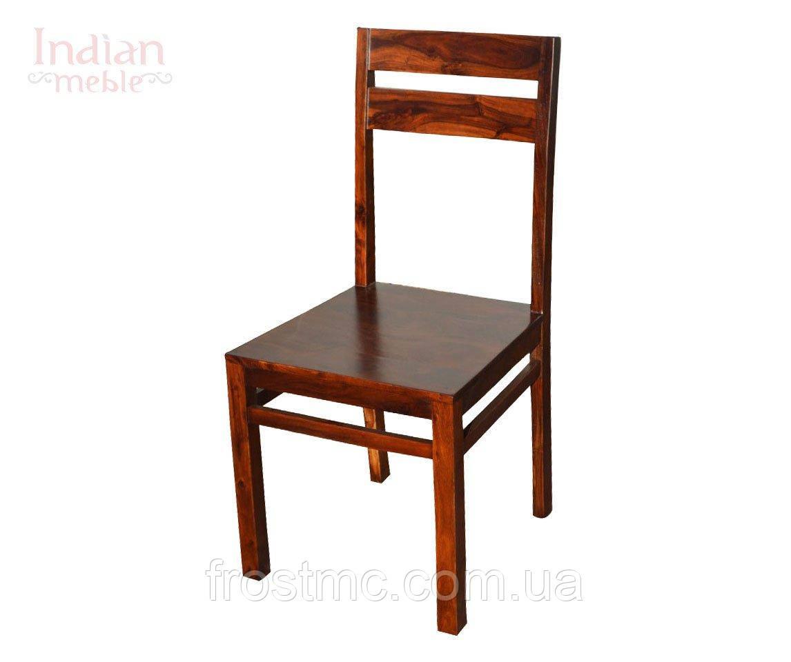 Індійське дерев'яне крісло