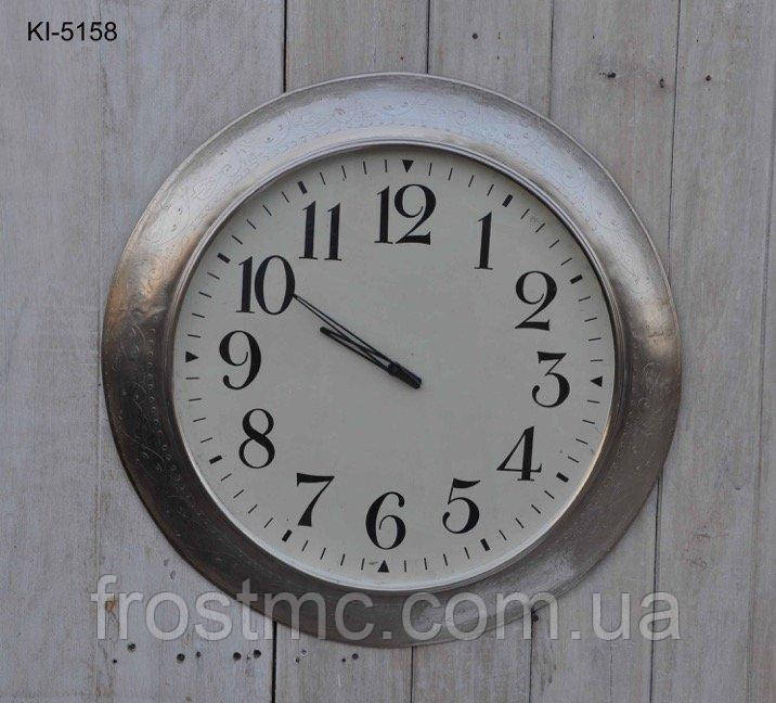 Індійський дерев'яний годинник