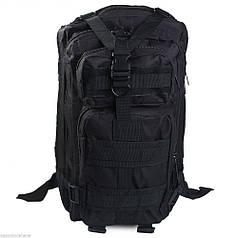 Тактический военный рюкзак Defcon 5 25л черный
