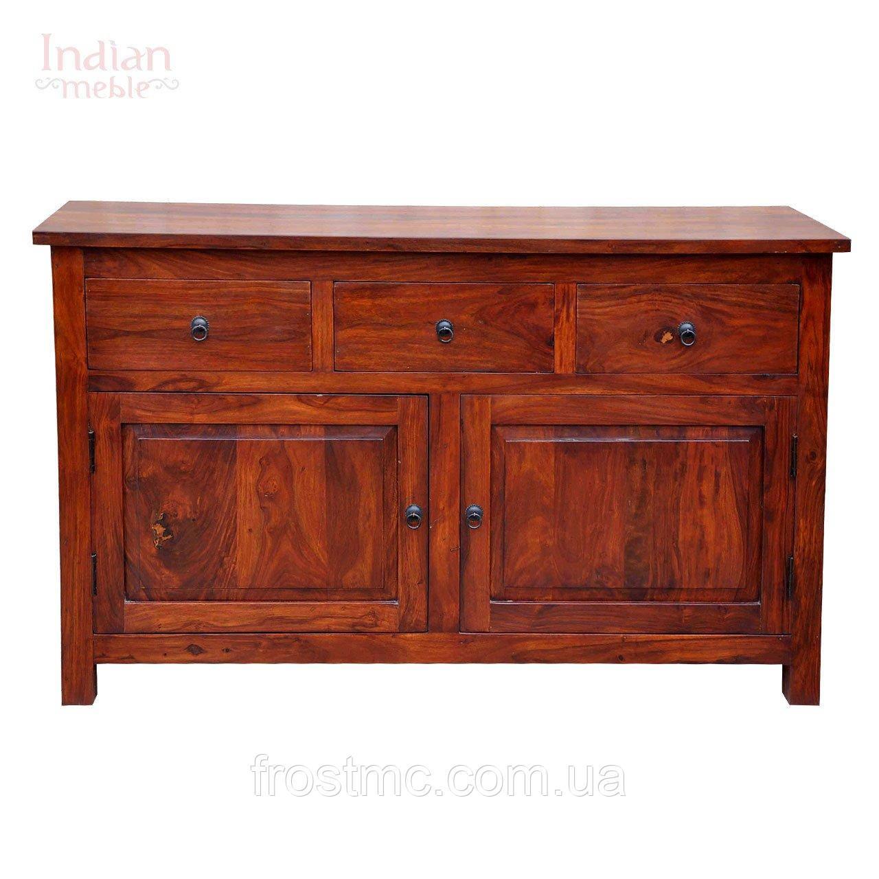 Індійський дерев'яний комод