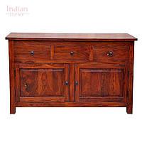 Індійський дерев'яний комод, фото 1