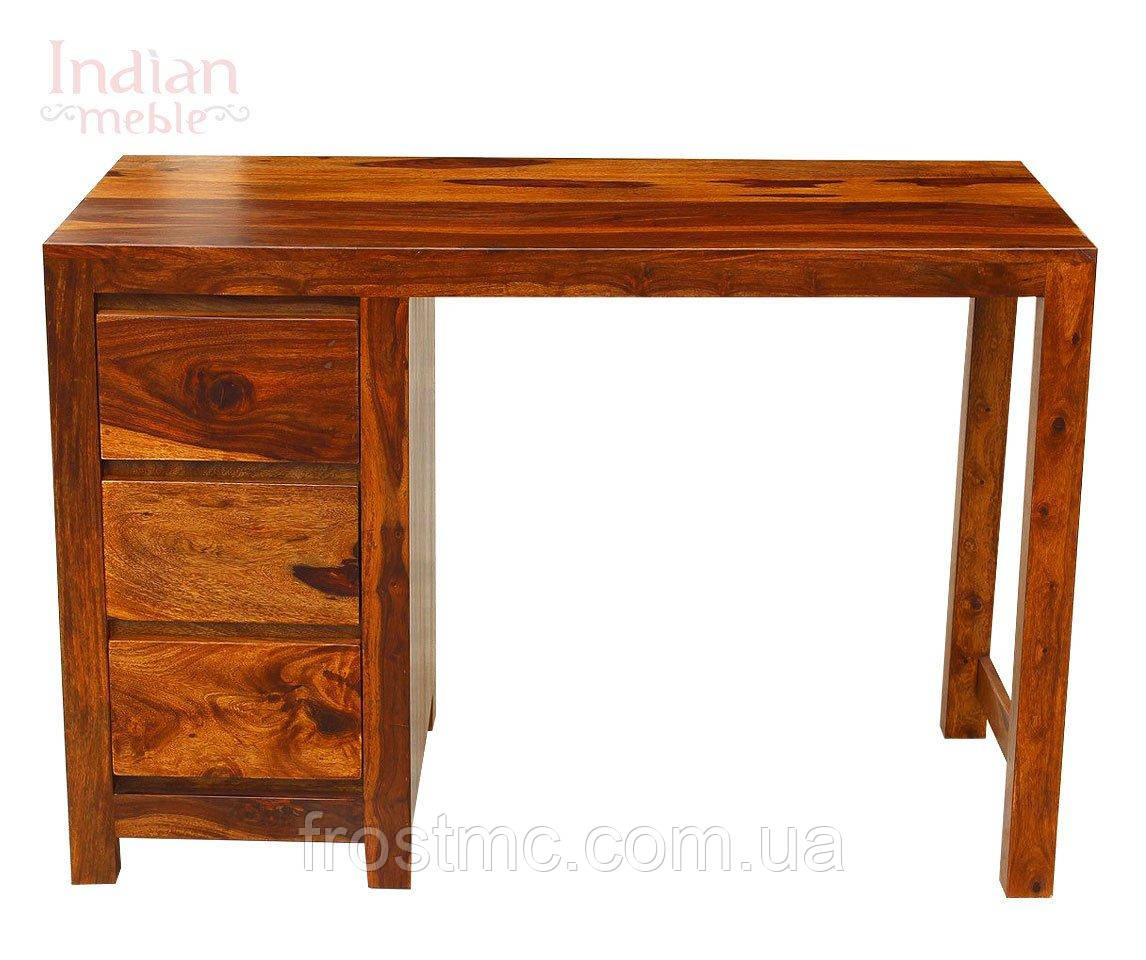 Indyjskie drewniane biurko 'ZEN' 120 x 60 x 80 [cm]