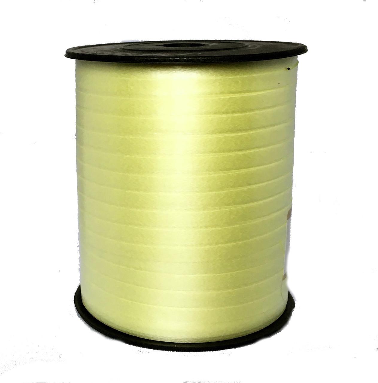Лента флористическая масло  (0.5см х 300м)