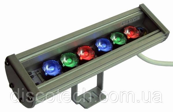 Светильник светодиодный линейный LS Line-3-20-06-C
