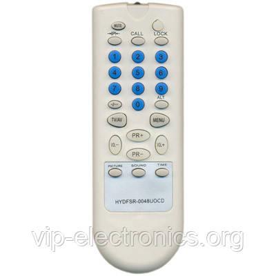 Пульт Daewoo HYDFSR-0048UOCD KR21N7M (TV) (CE)