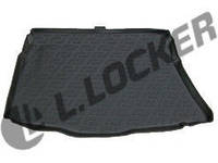 Коврик в багажник Kia Ceed HB (12-) luxe (Киа Сид), Lada Locker